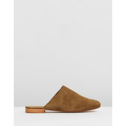 Alex Olive by Alohas Sandals
