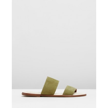 Alice Olive by Alohas Sandals