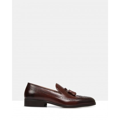 Amir Loafers Brown by Brando