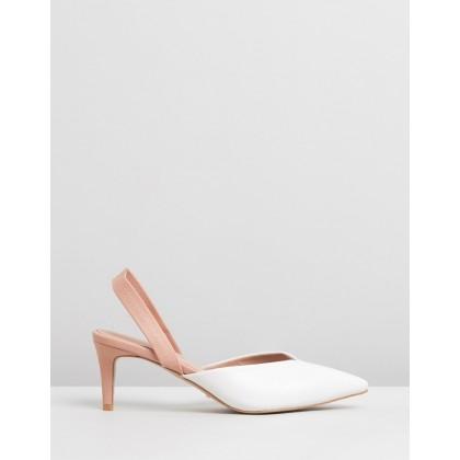 Amori White & Nude by Billini