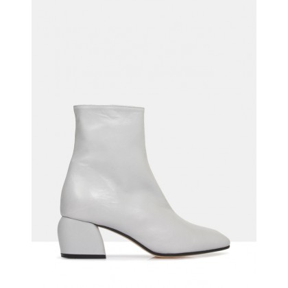 Anibelle Ankle Boots Grey by Beau Coops