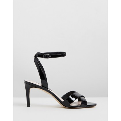 Apryle Black Patent by Nine West