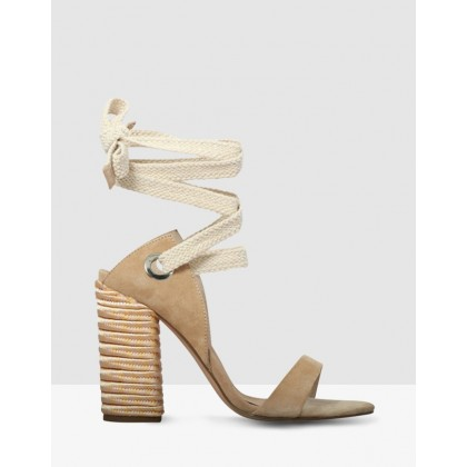 Arcadia Camel Suede by Skin