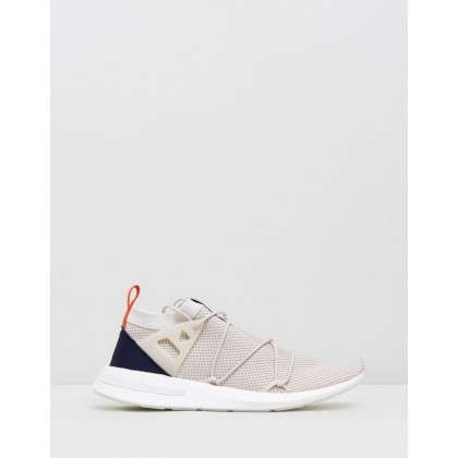 Arkyn Knit Shoes - Women's Clear Brown, Light Brown and Collegiate Navy by Adidas Originals