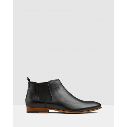 Arsenal Chelsea Boots Black by Aq By Aquila