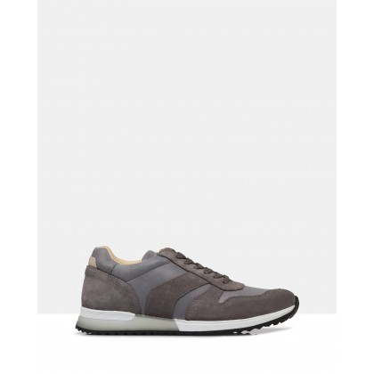 Aspen Sneakers Grey by Brando