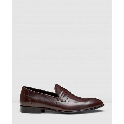 Astbury Loafers Brown by Aquila