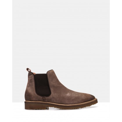 Astoria Chelsea Boots Brown by Brando