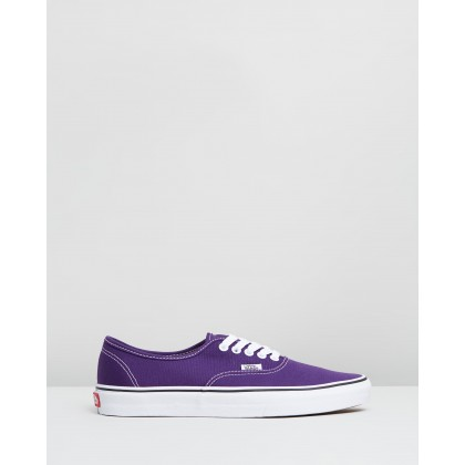 Authentic - Unisex Violet Indigo & True White by Vans