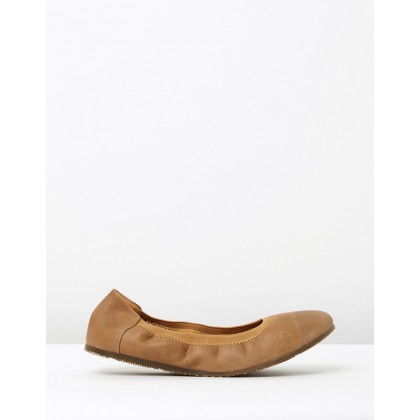 Ava Ballet Tan by Walnut Melbourne