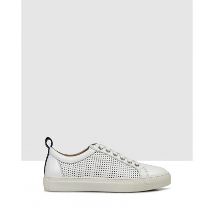 Averil Sneakers White by S By Sempre Di