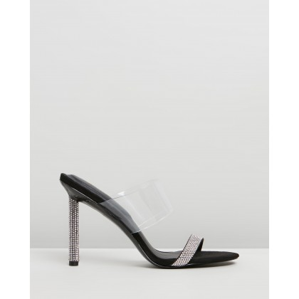 Balasta Black & Silver Multi by Aldo