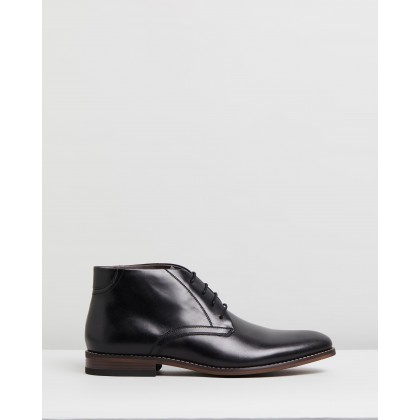 Baldwin Black Calf by Florsheim