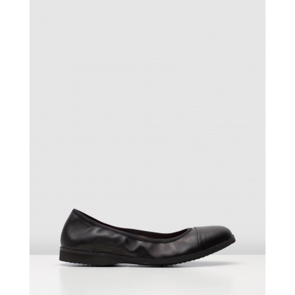 Ballet Shoes All Black by Rollie