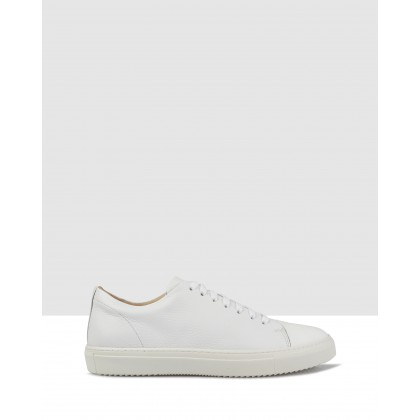 Barry Sneakers White/White/White by Brando