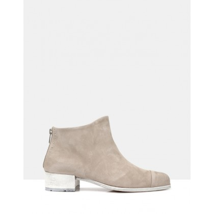 Beau5 Ankle Boots Doves by Beau Coops