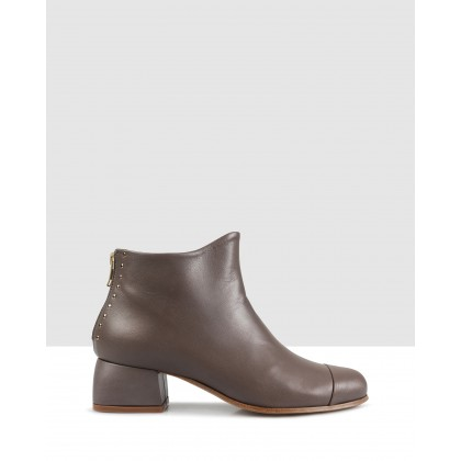 Beau5 Ankle Boots Pietra by Beau Coops