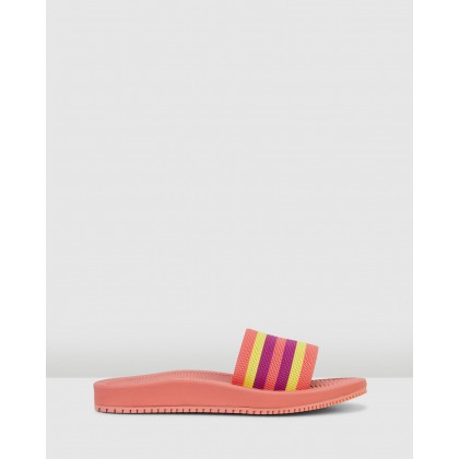 Bells Coral Multi by Hush Puppies