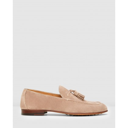 Belvedere Loafer Dust by Aquila