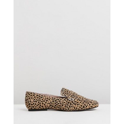 Benito Spot Suede by Nude