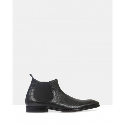 Bertans Boots Black by Brando