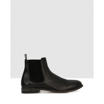 Betols Boots Black by Brando