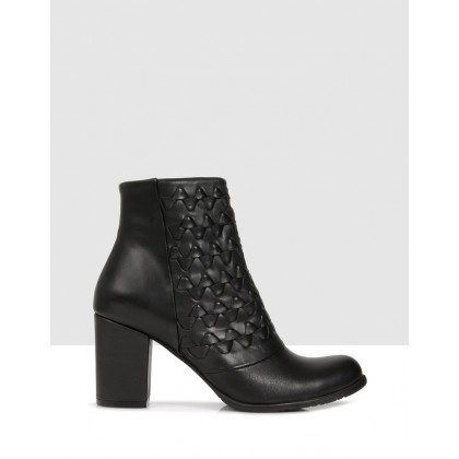 Biella Ankle Boots 28 BLACK by Sempre Di