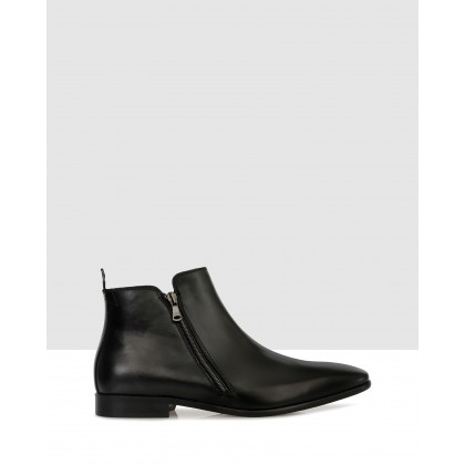 Blaike Boots Black by Brando