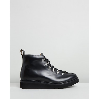 Bobby Black by Grenson