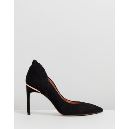 Bonita Black Suede by Ted Baker