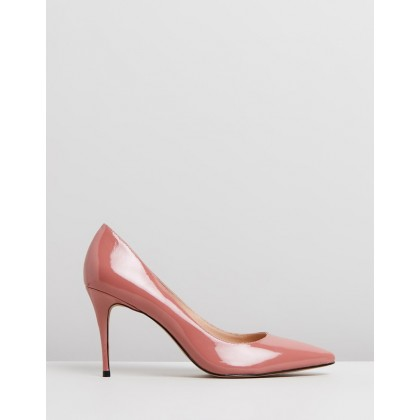 Bonnie Dusty Pink Patent by Nina Armando