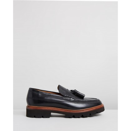 Booker Black by Grenson