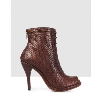 Boston Ankle Boots Eros by Sempre Di