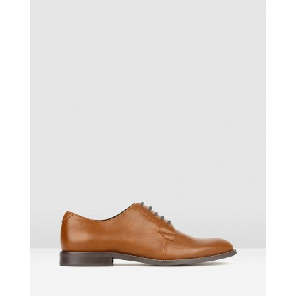 Brake Derby Dress Shoes Whiskey by Betts
