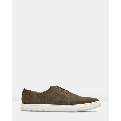 Bray Casual Shoes Olive by Aquila