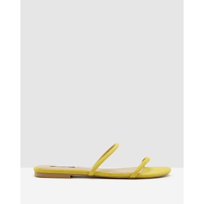 Brayden Yellow by Steve Madden