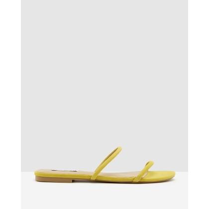 Brayden Yellow by Steve Madden