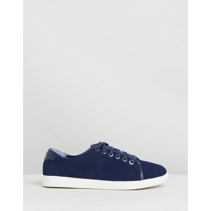 Brinley Casual Sneakers Navy by Vionic