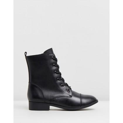 Britt Black by Iris Footwear