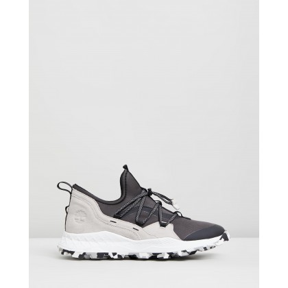 Brooklyn LF Super Oxford Sneakers Black Mesh by Timberland