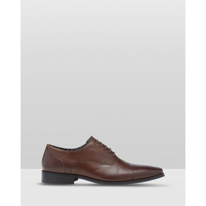 Brooklyn Shoes Brown by Oxford