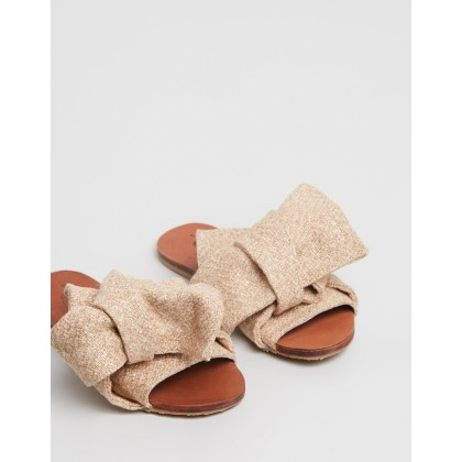 Burkina Sandals Natural Jute by Brother Vellies
