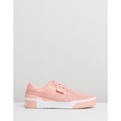 Cali Palm Spring - Women's Peach Bud by Puma