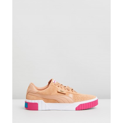 Cali Suede - Women's Toast by Puma