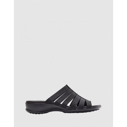 Canal BLACK ELASTIC/ GLOVE by Wide Steps