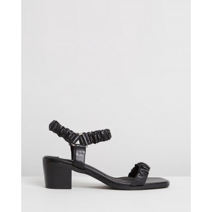 Candice Heels Black by Caverley