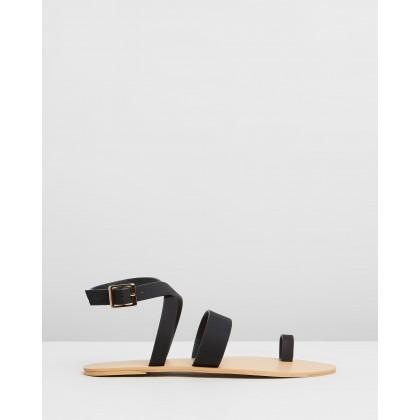 Cara Black Nubuck by Billini