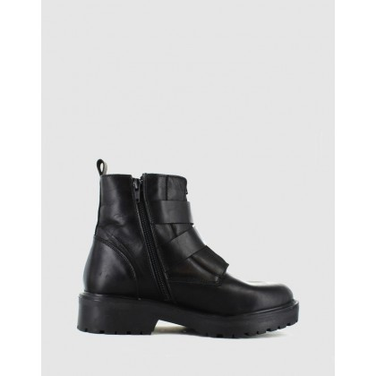 Cara Boots Black by Wild Rhino