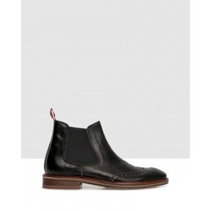 Cardiff Ankle Boots Grigio by Brando
