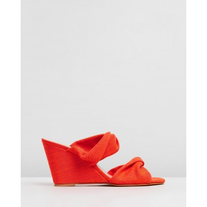 Carine Wedges Saffron by Maryam Nassir Zadeh